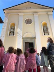 2018/2019-Visita alla chiesa