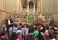 2017/18-Visita alla Chiesa
