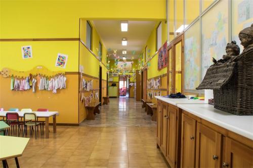 Asilo infantile Pont-Saint-Martin interno